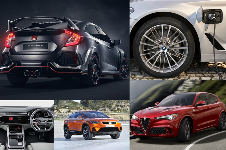 Most exciting cars coming in 2017