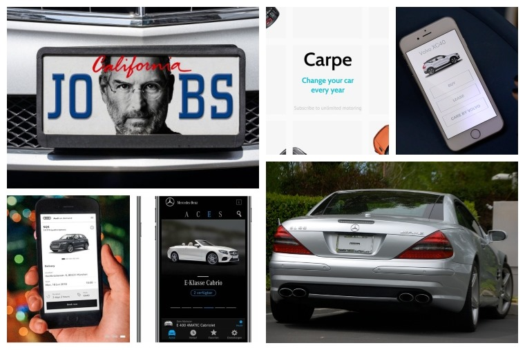 Is Steve Jobs driving the new car market from beyond the grave?