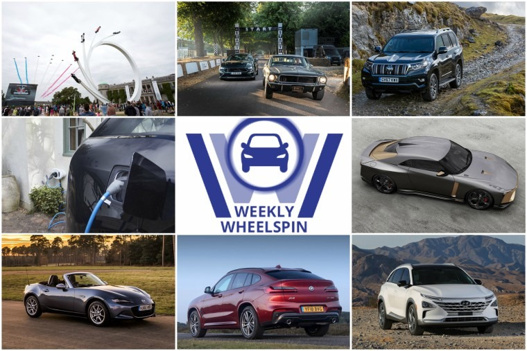 Weekly Wheelspin: Goodwood goings-on, exciting X4, super subs and more