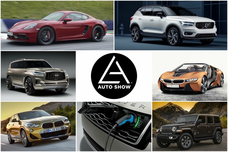 Los Angeles Motor Show 2017: what will be there?