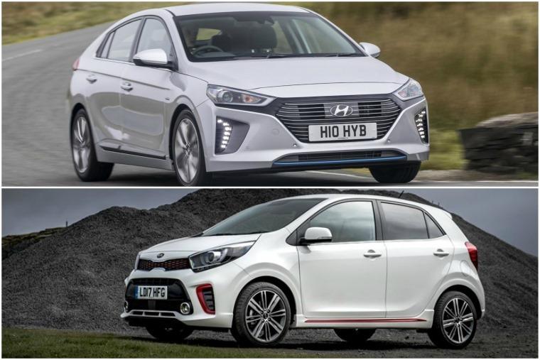 Top five safest new cars