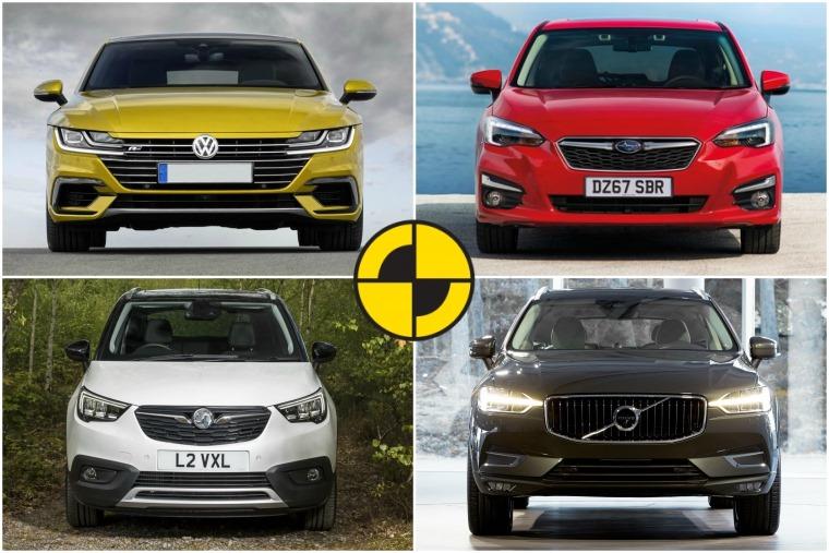 Euro NCAP best in class 2017 lead