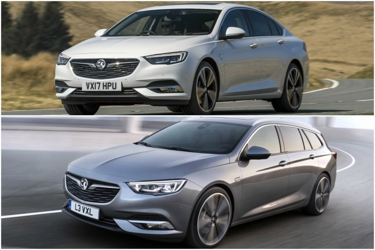The Vauxhall Insignia Grand Sport is available to order now, while the Country Tourer will be launched in the autumn.