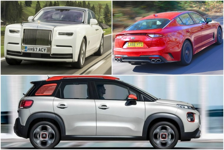 Is it possible to judge such a mixture of cars for a single award? The judges try...