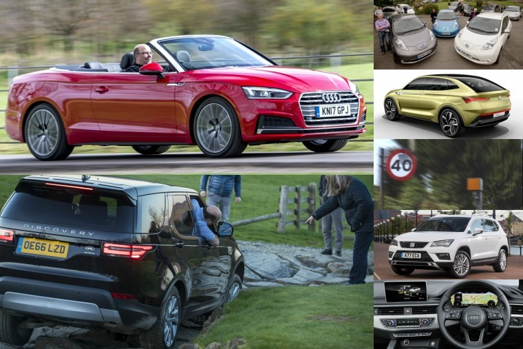 Weekly round-up: car reviews aplenty, electric cars aplenty, and speeding fines aplenty