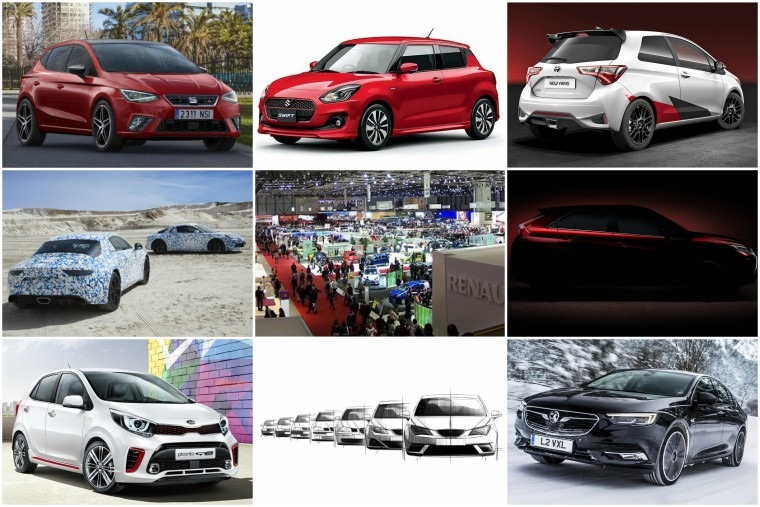 Geneva Motor Show... What will be on display?