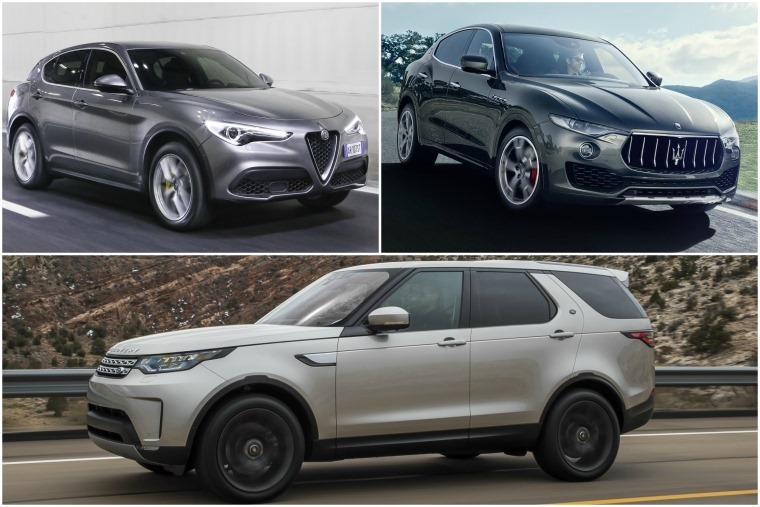 There'll be a host of new SUVs on show...