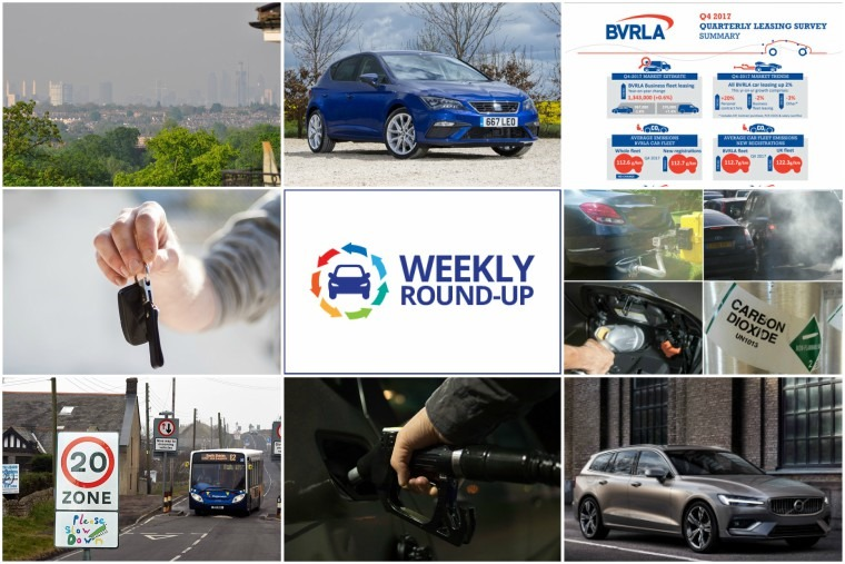 Weekly round-up: Leasing grows, residual values grow, and emissions furore, erm, grows