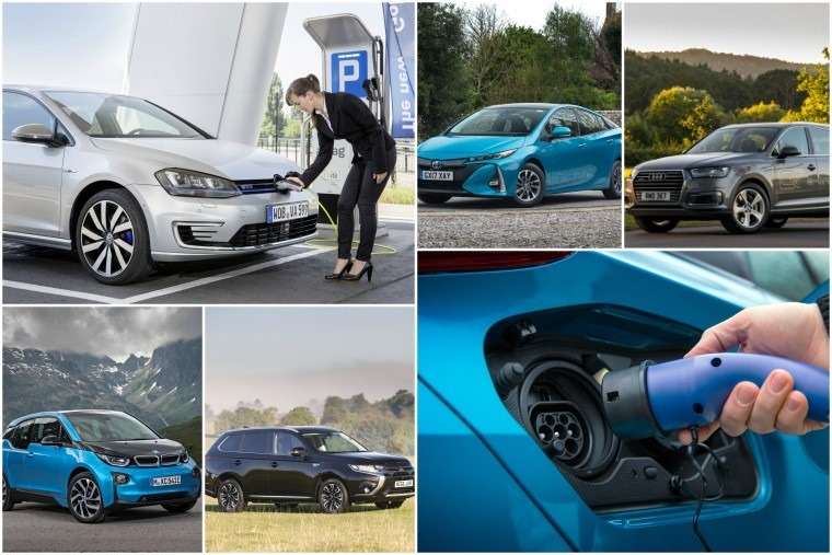 Best plug-in hybrid electric vehicles PHEVS