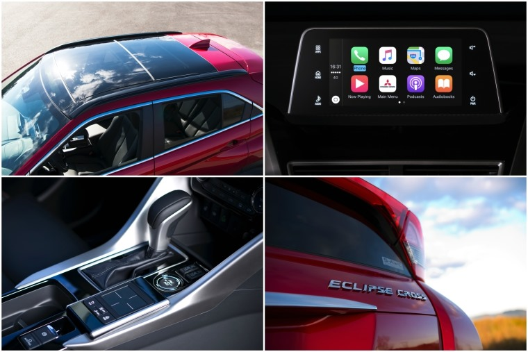 Top left clockwise: Aston Martin RapidE, diesel parking premiums, Goodwood FoS, Jaguar XE Project 8
