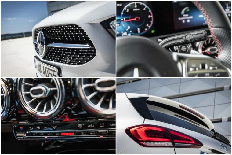 2018 Mercedes-Benz A-Class details