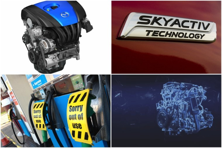 Can the internal combustion engine stage a fightback?
