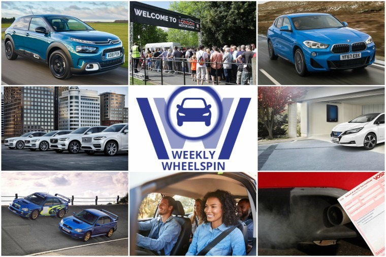 Weekly Wheelspin: Solar panels, sensible outfits, pedal-powered cars and more