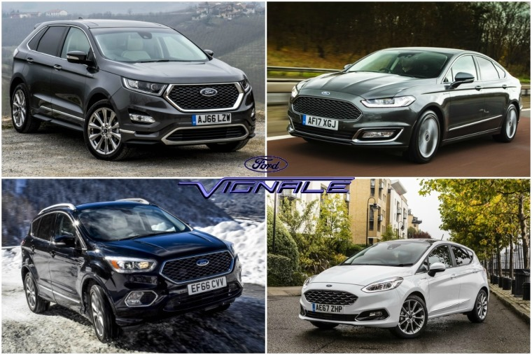 Ford Vignale lease deals for any budget
