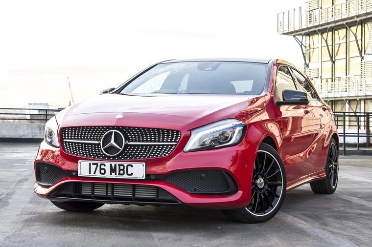 Lease a Mercedes A-Class