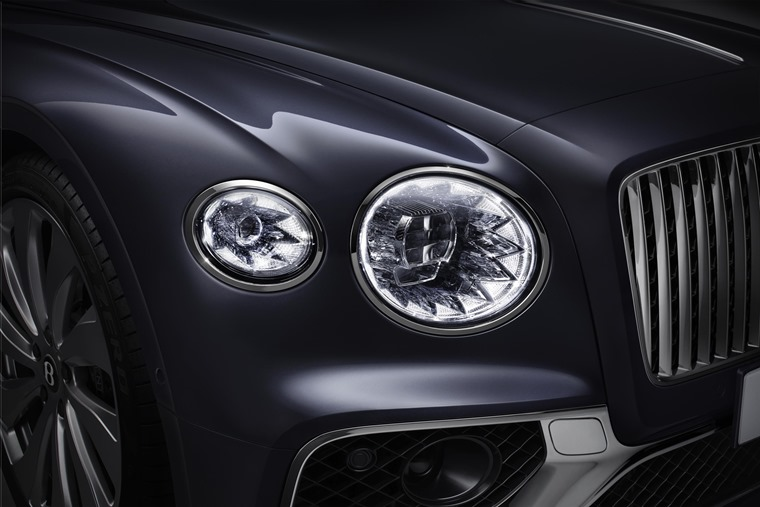 Bentley Flying Spur 2019 detail