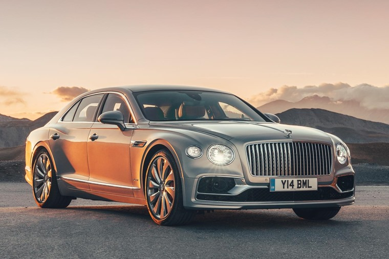 Bentley Flying Spur UK COTY