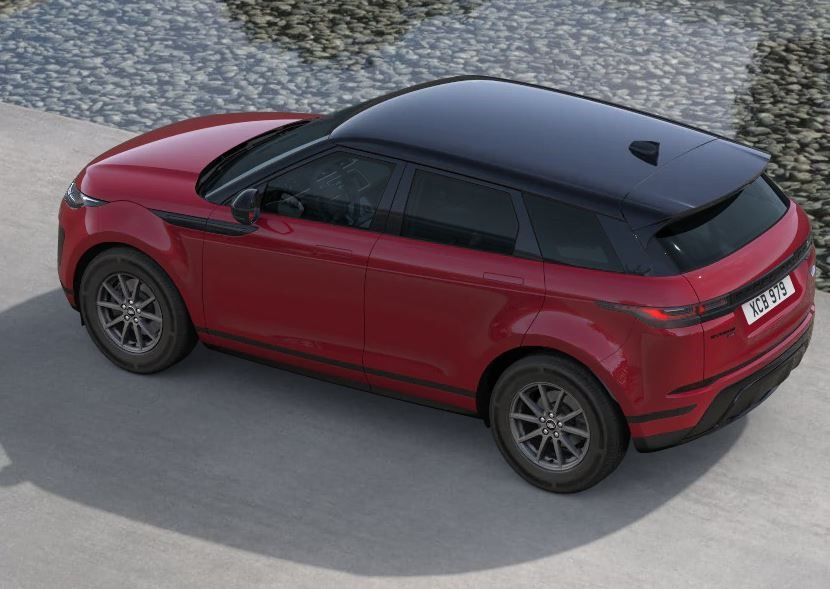 Colour Guide How Much Difference Does Colour Make To The Range Rover Evoque Leasing Com