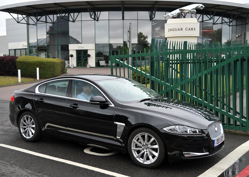 Perfect Jaguar XF