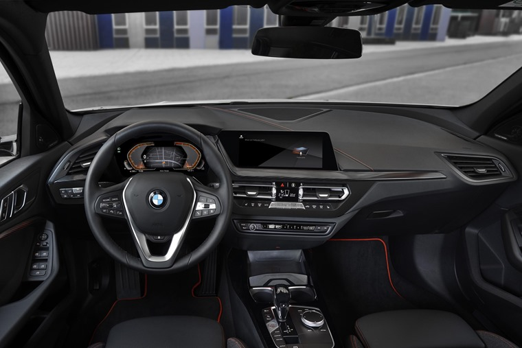 BMW 1 Series 2019 interior