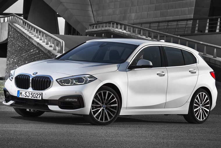 BMW 1 Series 2019 lead