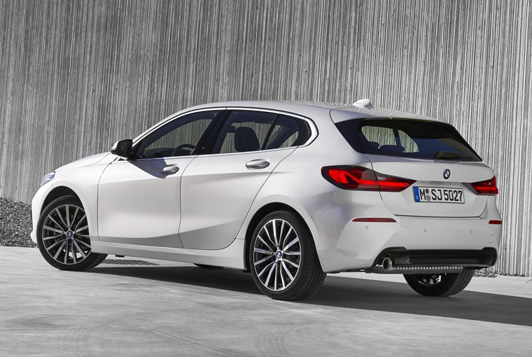 BMW 1 Series 2019 rear