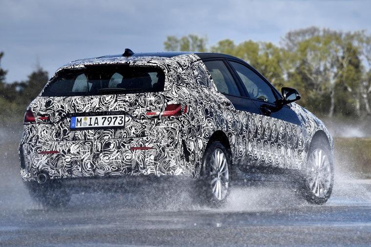 BMW 1 Series dynamic
