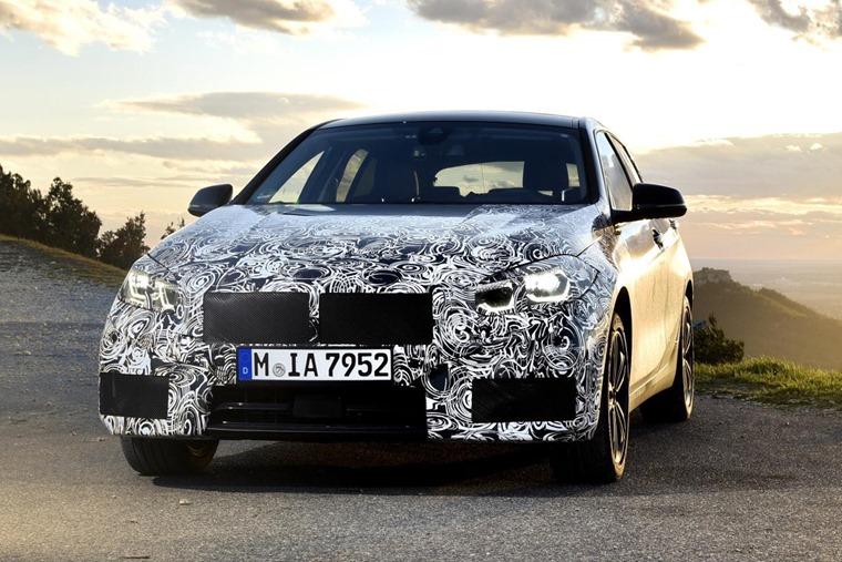 BMW 1 Series profile