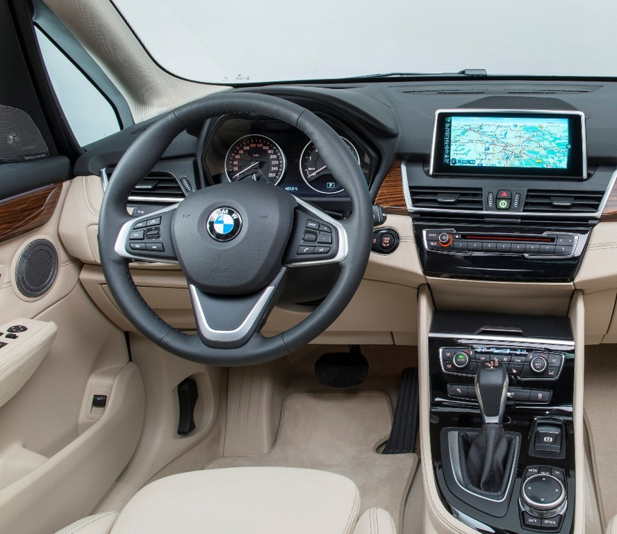 BMW 2 Series Active Tourer 2014 Interior