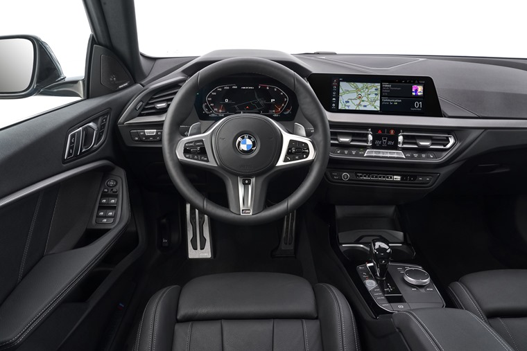 BMW 2 Series Gran Coupe interior