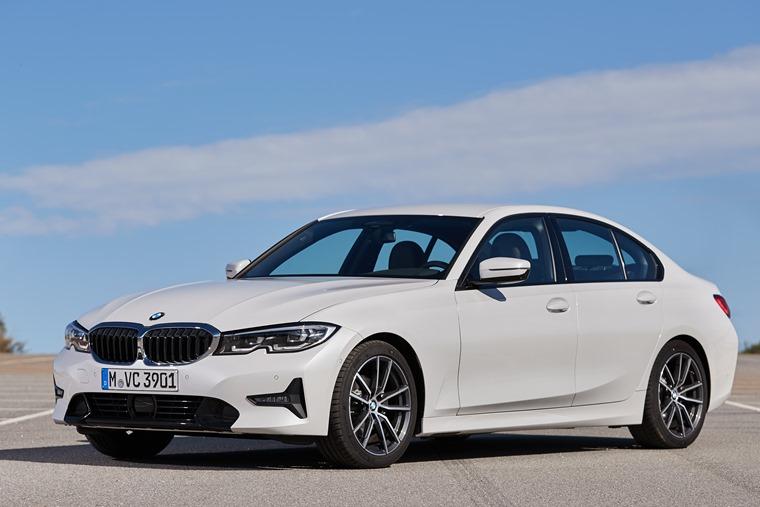 BMW 3 Series lead