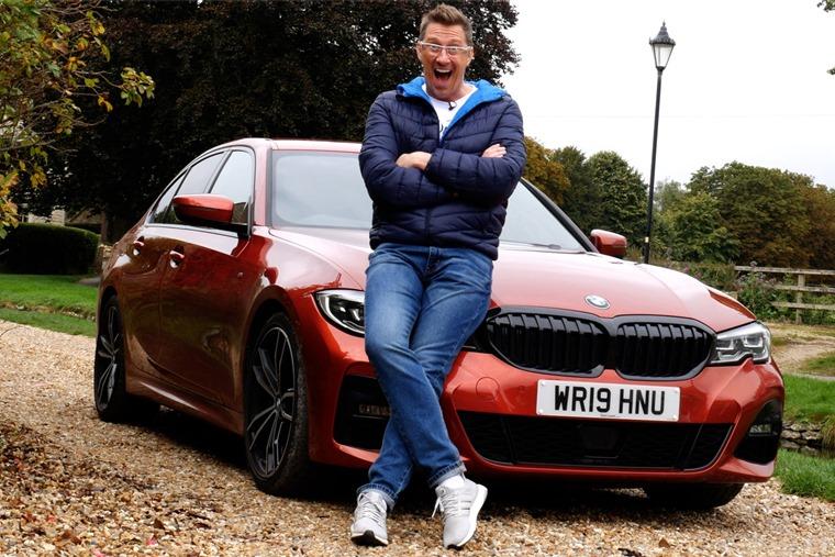 BMW 3 Series wacky wanker