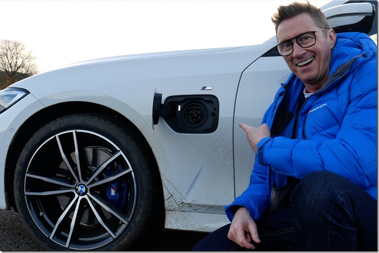 BMW 330e iPerformance plug-in hybrid review