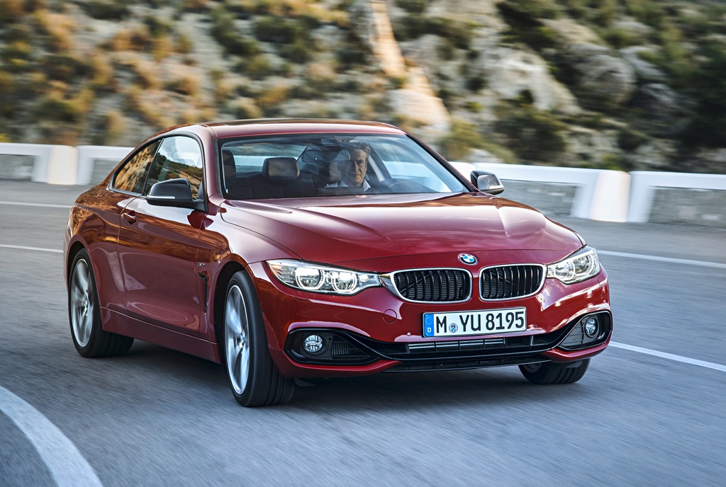 Red Bmw Drivers The Most Flash With The Cash