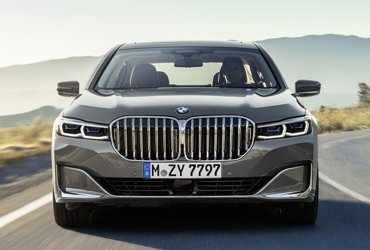 BMW 7 Series 2019 grille