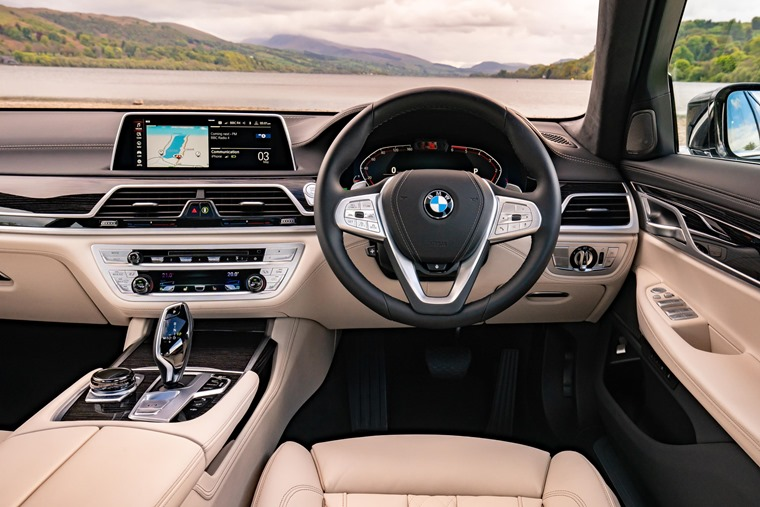 BMW 7 Series 2019 Interior