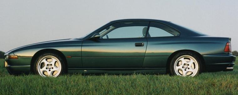 BMW 8 Series CI