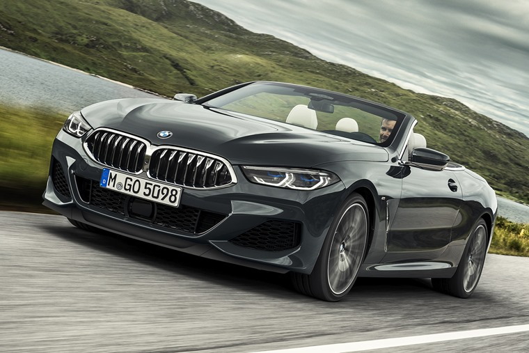 BMW 8 Series convertible lead