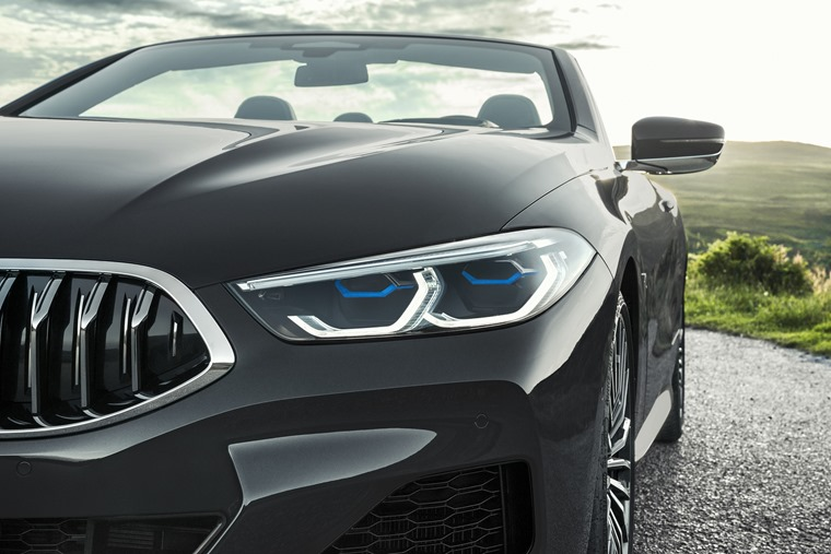 BMW 8 Series front detail