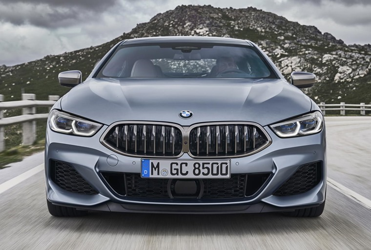 BMW 8 Series Gran Coupe front[12]