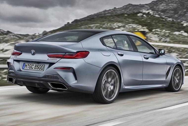 BMW 8 Series Gran Coupe rear[11]