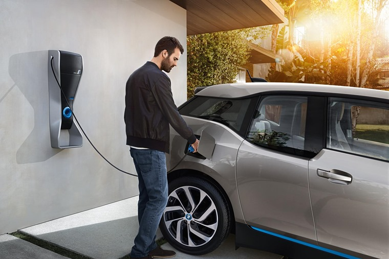 BMW charging for the i3