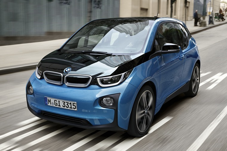 The BMW i3 is still tax-free, despite the changes to VED.