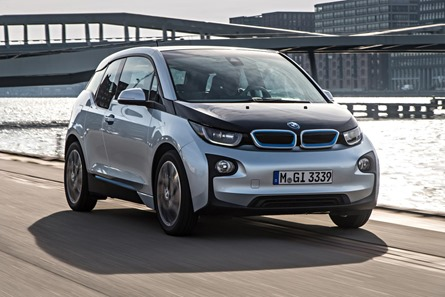 Bmw I3 Named Top Electric Car In Uk