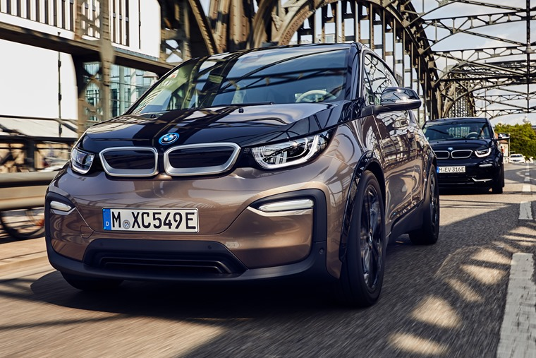 BMW i3 update lead