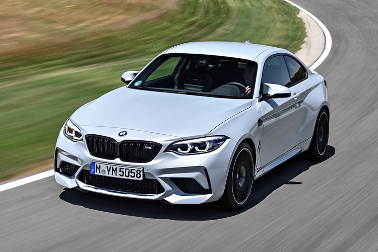 BMW M2 Competition 2
