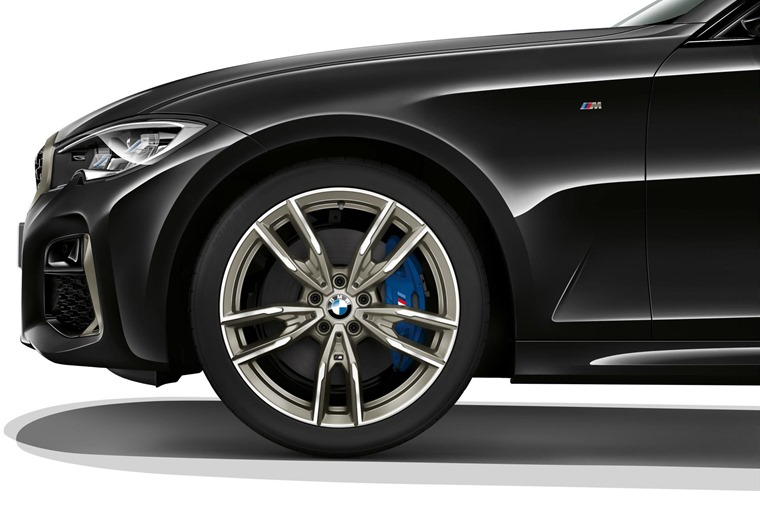 BMW M340i detail