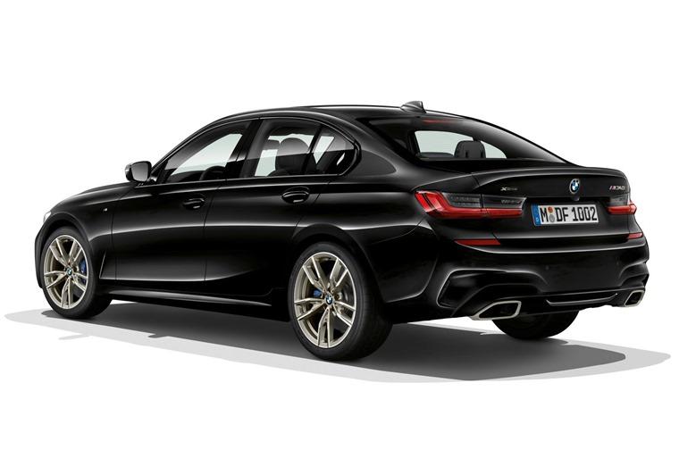 BMW M340i rear