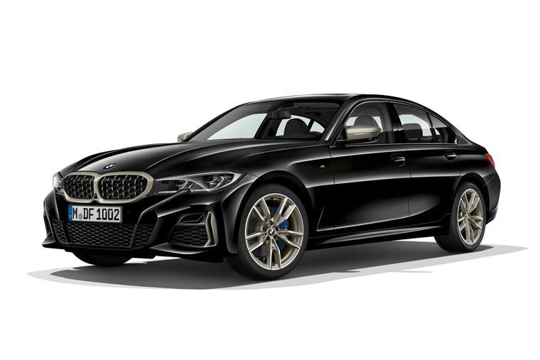BMW M340i side