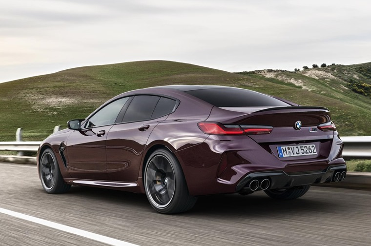 BMW M8 Gran Coupe OTR